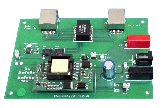 Eval Board for Ag5200 PD Module