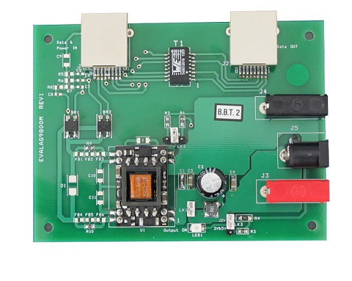 Ag9800 Evaluation Board